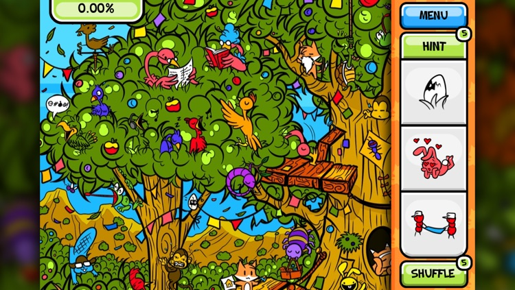 Where's Tappy? Hidden Object Game for Kids screenshot-3