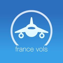 France Flights Free : Air France, Aigle Azur, Air Europa Live Tracker & Radar