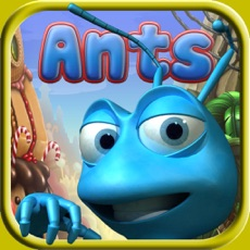 Activities of Ants : Mission Of Salvation