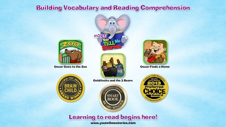 Chicken Little with WordWinks and Retell, Record & Share screenshot-0