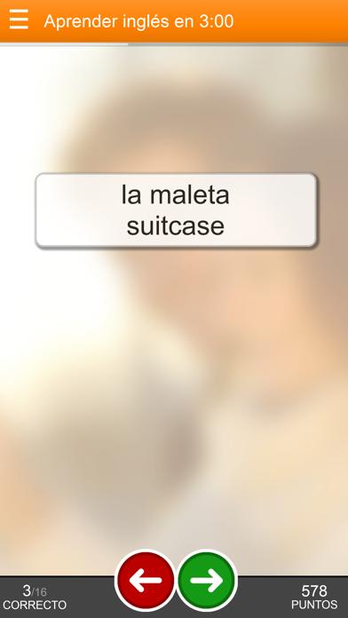 Aprender inglés en 3 minutos screenshot four