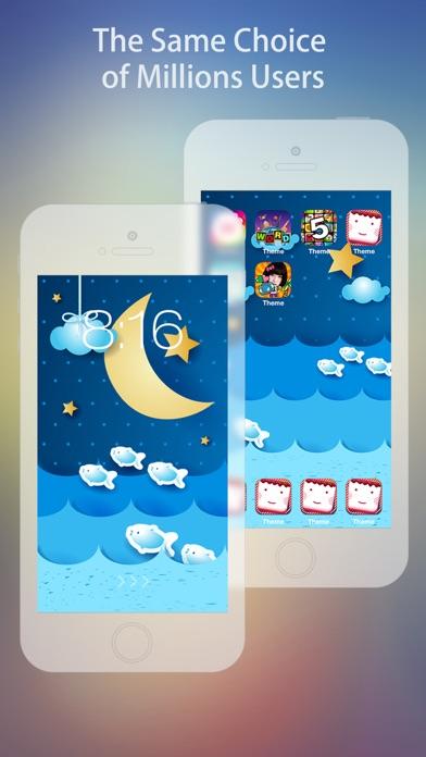 Cool Themes HD for iPhone 6 & 6 Plus screenshot three