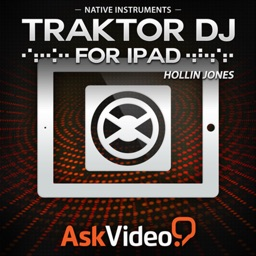 AV For Traktor DJ For iPad