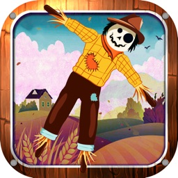 Jumping Scarecrow Saves World - Endless Hop Challenge (Free)