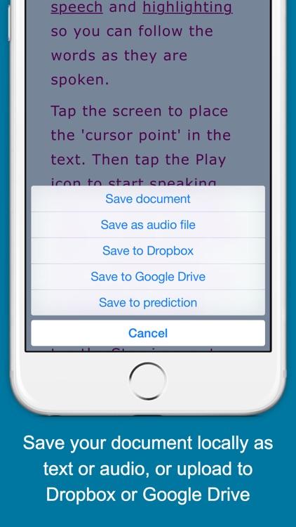 ClaroSpeak Plus screenshot-4