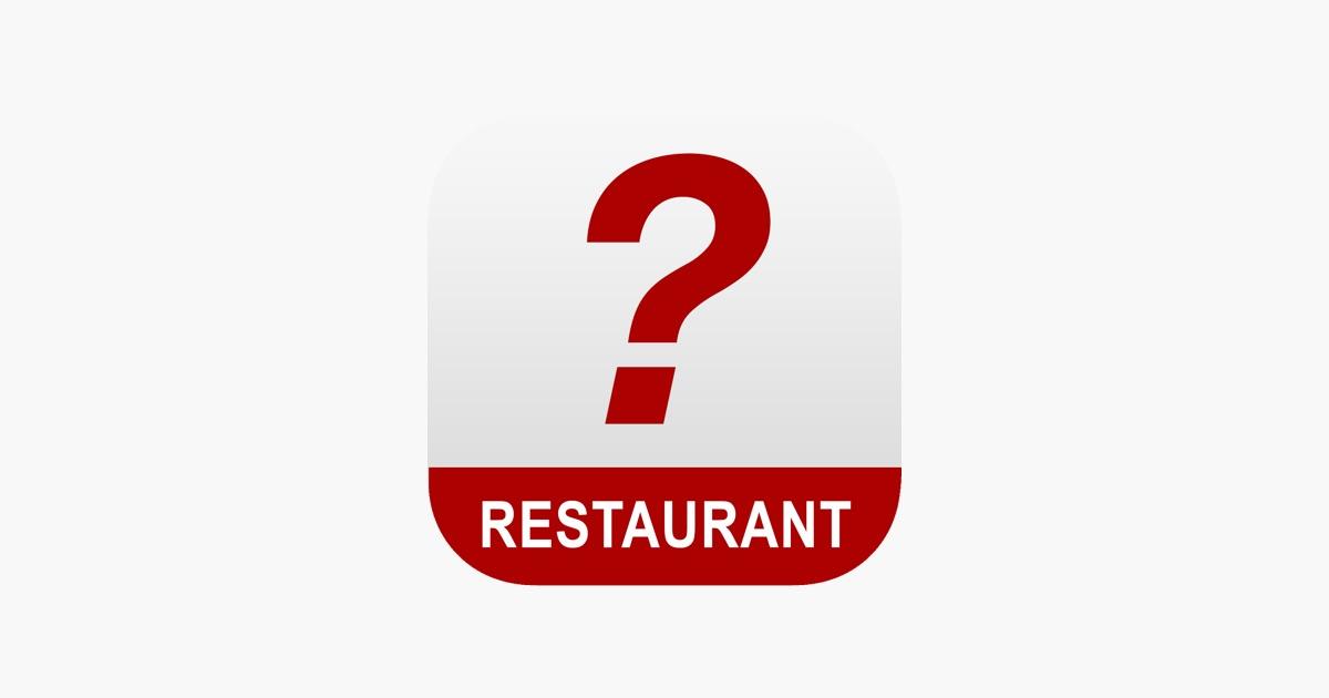 Restaurant Logos Game Level 60