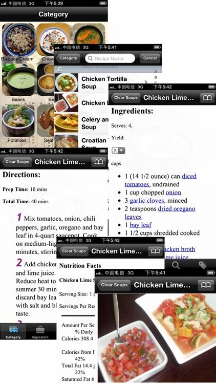 20000+ Soup Recipes screenshot-4