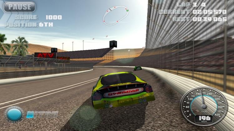 N.O.S. Car Speedrace