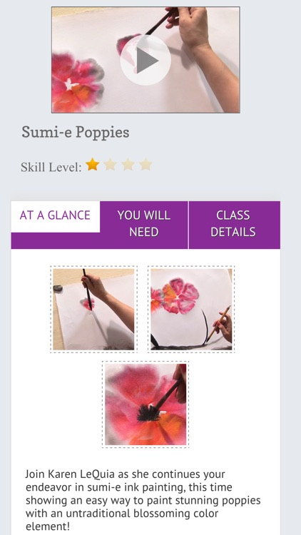 Learning the Art of Sumi-e screenshot-3