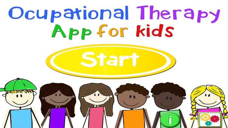 Occupational Therapy App for Kids screenshot-0
