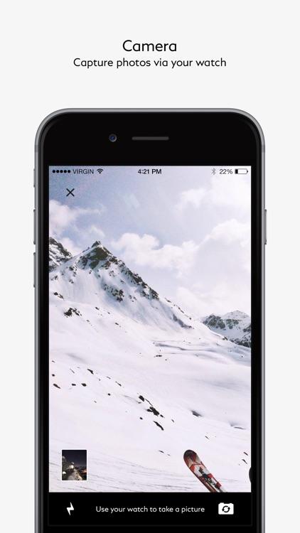Montblanc e-Strap screenshot-4
