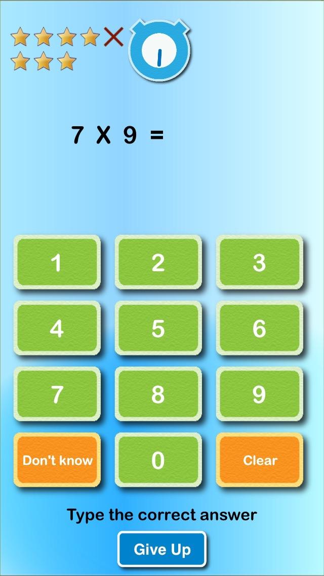 Math App - Times Table - AppRecs
