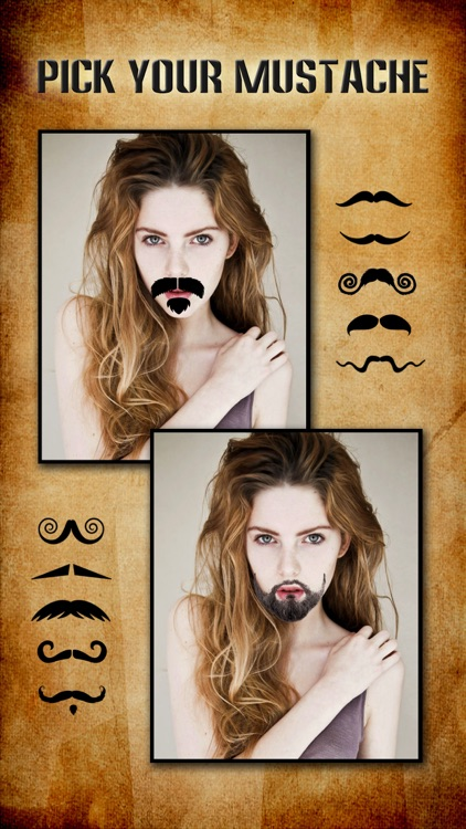 Mustache Booth Pro - Photo Editor + Sticker Maker: Grow & Morph a Hilarious Beard on Yr Face