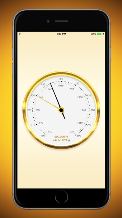 気圧計+のおすすめ画像2