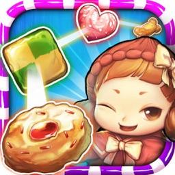 Cake Crush - 3 match puzzle jolly splash game