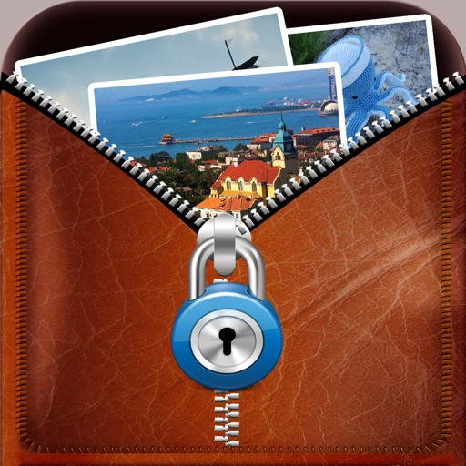Private Photo Video Manager & My Secret Folder Privacy App Free iOS App