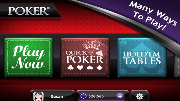 Poker™ screenshot-3