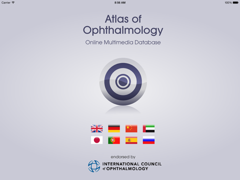 Atlas of Ophthalmology HD by Onjoph screenshot one