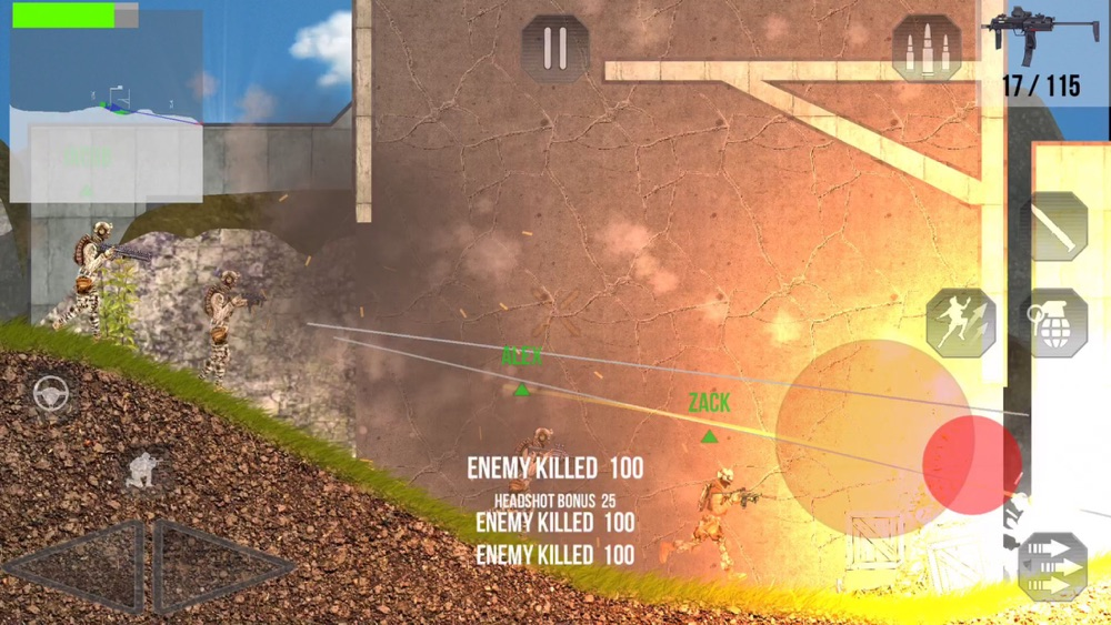 Armed Combat – Fast-paced Military Shooter Cheat Codes