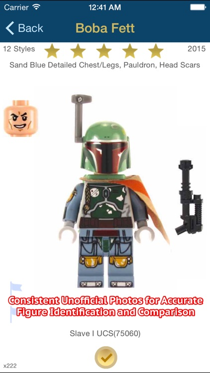 SWMinis - Lego SW Minifig Collector