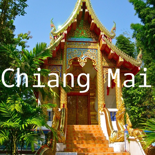 hiChiangMai: Offline Map of Chiang Mai(Thailand)