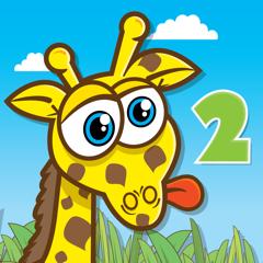 Giraffe's PreSchool Playground 2