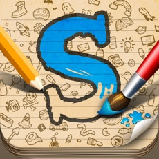 Activities of Sketch W Friends ~ Free Multiplayer Online Draw and Guess Friends & Family Word Game for iPad