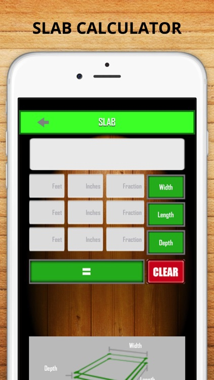 Accurate Builder Calculator - Free Measuring Concrete, Roofing, Joist, Stair and More screenshot-1