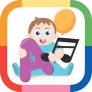 Jeux éducatifs et amusants pour les enfants - les chiffres, l'alphabet et plus