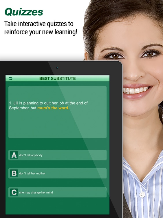 Speak Business English - iPad screenshot-4