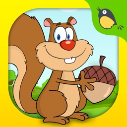 Grab the nuts – A Squirrel Quest