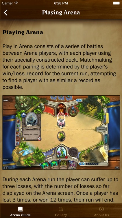 Arena Guide for Hearthstone: Heroes of Warcraft