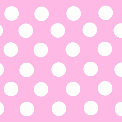 Polka Dot Wallpapers HD: Quotes Backgrounds Creator with Best Designs and Patterns icon