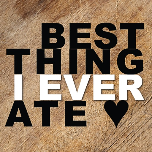 Best Thing Ever TV: Unofficial Guide to Best Thing I Ever Ate