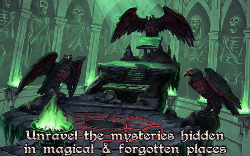 Bathory - The Bloody Countess: Hidden Object Mystery Adventure Game screenshot 3