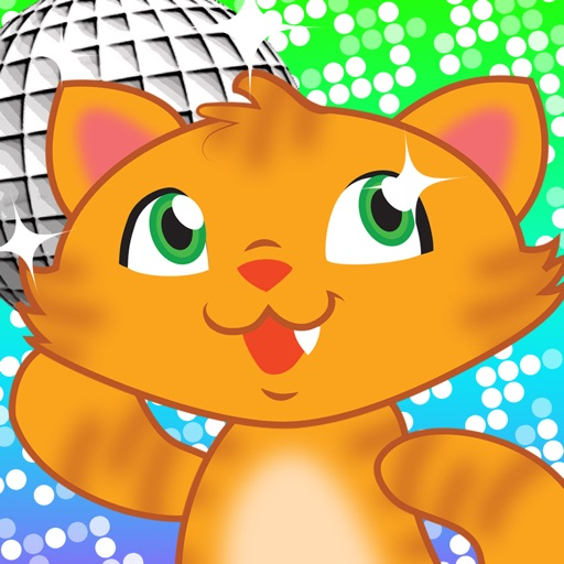 Disco Cats- Augmented Reality Dance Game