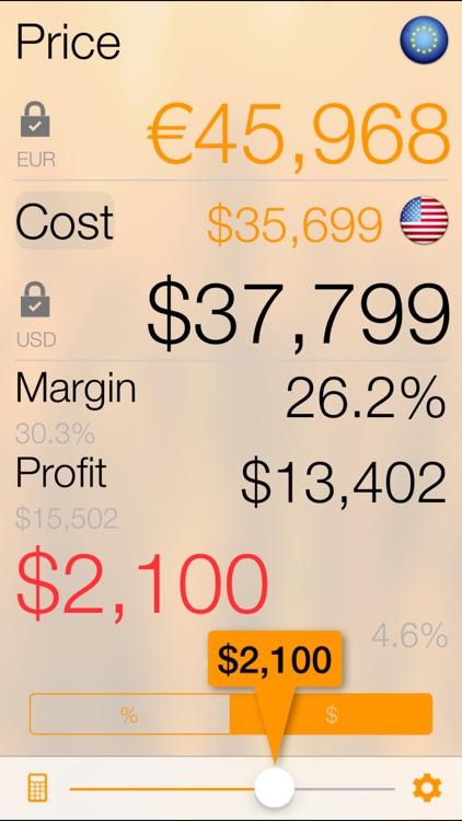 Margin+ (Margin & Markup Analysis Calculator)