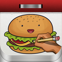 How To Draw Cute Food On The App Store