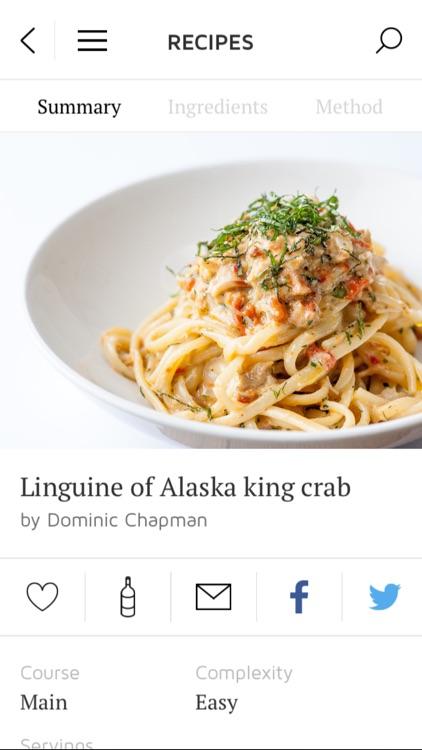 Great British Chefs - Alaska Seafood