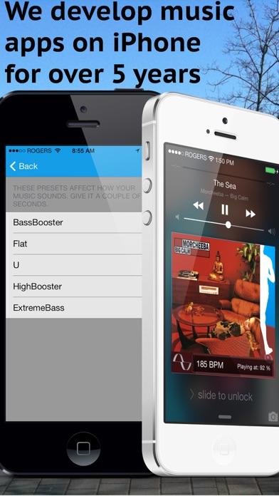 AudioStep - improve your run cadence with BPM matchのおすすめ画像5