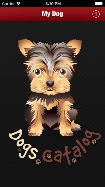 Dogs Catalog