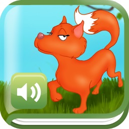 The Fox and the Grapes - Narrated classic fairy tales and stories for children