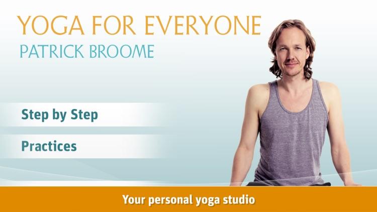 Yoga for Everyone with Patrick Broome screenshot-0