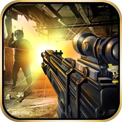 A Sniper Under Siege - Battlefield War Zone Hero 2