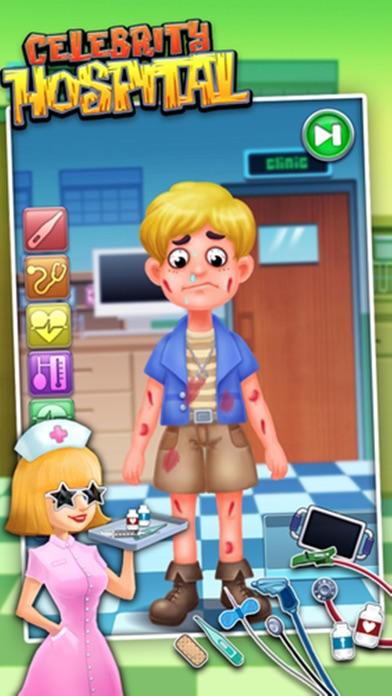 セレブ病院 - 無料ゲームのおすすめ画像1