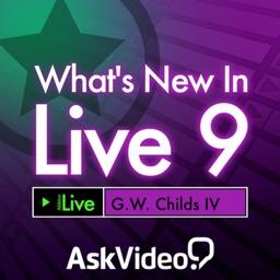 AV for Live 9 100 - What's New In Live 9
