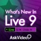 """Live 9 is here and so is our FREE """"What's New"""" course"""