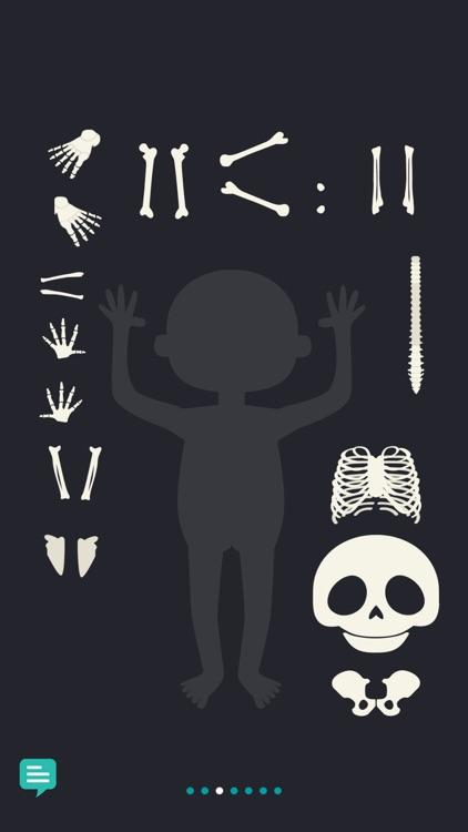 Das ist mein Körper - Anatomie für Kinder screenshot-3