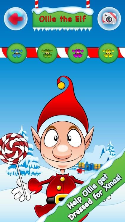 Santa Fun & Games Workshop screenshot-0