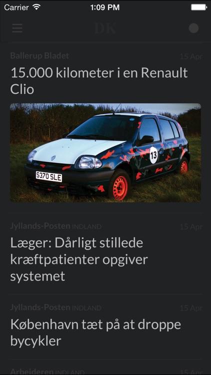 Aviser DK screenshot-4